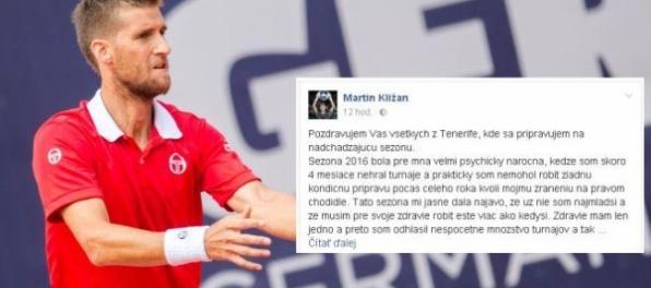 Kližan naložil zväzu a Moškovi, tvrdé slová na Facebooku