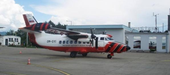 Letisko Piešťany získa od štátu dotácie za 162-tisíc eur