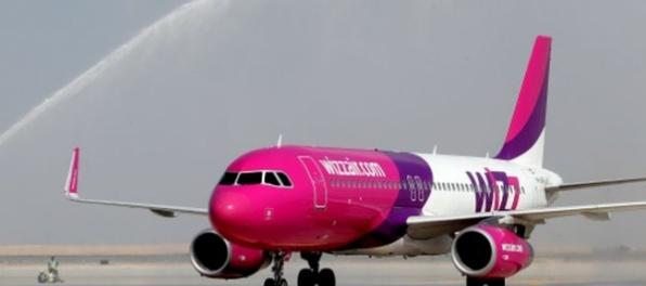 Wizz Air bude dvakrát týždenne lietať z Bratislavy do Klužu