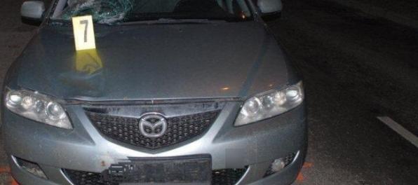 Obrazom: Vodič Mazdy zrazil chodca, ten nehodu neprežil