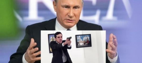 Putin: Zabitie ruského veľvyslanca v Turecku je provokáciou