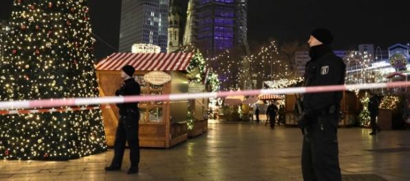 V českých mestách budujú po útoku v Berlíne betónové zábrany