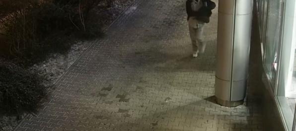 Pomôžte polícii nájsť tohto muža, sotil ženu a okradol ju