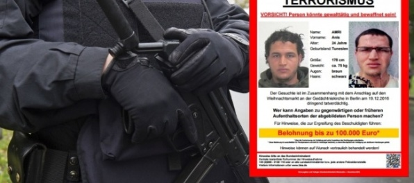 Útočník z Berlína na úteku mal pri sebe hotovosť tisíc eur
