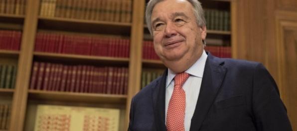 Nový šéf OSN chce spoluprácu krajín pri riešení problémov