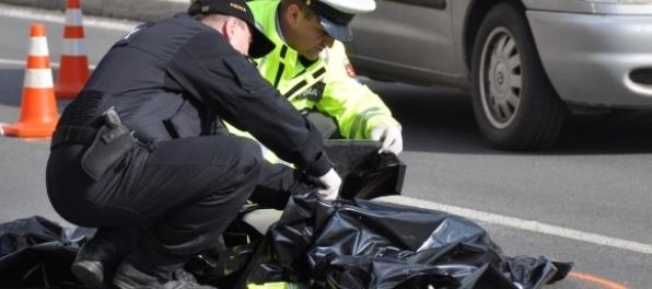 Vodič Mercedesu Sprinter zrazil 54-ročného chodca