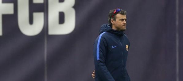 Trénerovi Enriquemu vraj v Barcelone podpílili konár hviezdy tímu
