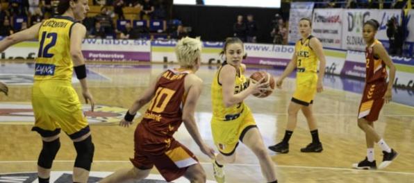 Good Angels Košice v úvodnom štvrťfinále Európskeho pohára FIBA zdolali Galatasaray