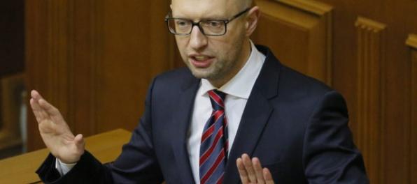 Ruský súd vydal zatykač na bývalého ukrajinského premiéra Arsenija Jaceňuka