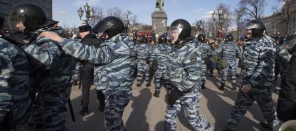 Masové podujatia v Rusku budú monitorovať drony