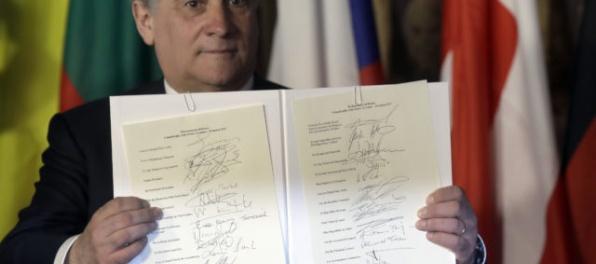 Plné znenie Rímskej deklarácie zo summitu Európskej únie 25. marca 2017