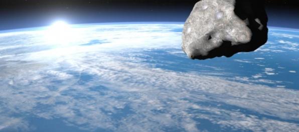 Okolo Zeme preletel najväčší asteroid od roku 2004