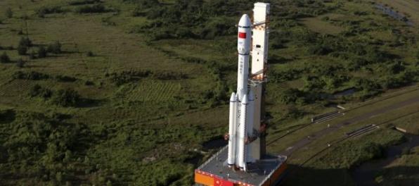 Čína vyslala do vesmíru prvú bezpilotnú loď vlastnej výroby
