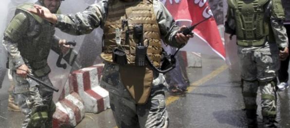 Výbuchy na pohrebe senátorovho syna v Kábule zabili vyše 20 ľudí