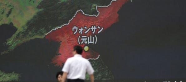 Severná Kórea odpálila z východného pobrežia viacero balistických rakiet