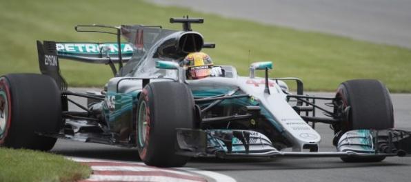 Lewis Hamilton v kvalifikácii na VC Kanady deklasoval konkurenciu