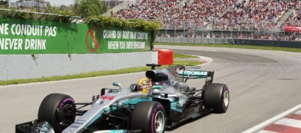 Veľkú cenu Kanady vyhral Hamilton, výborne išli aj jazdci tímu Force India