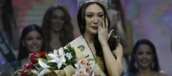 Karen Ibasco z Filipín je nová Miss Earth, do Top 8 sa dostala aj česká zástupkyňa