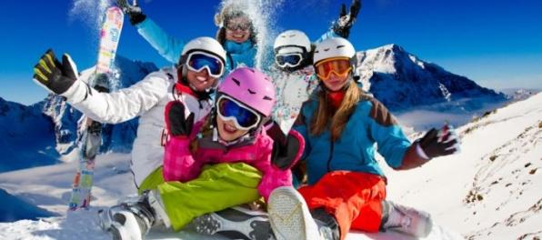 Výhodná rodinná lyžovačka tak blízko Bratislavy