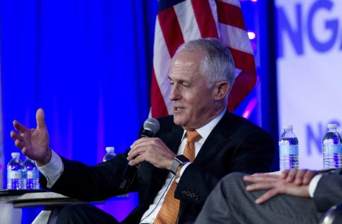 Austrálsky premiér vyzval Američanov, aby sa nevzdávali vedúcej úlohy vo svete
