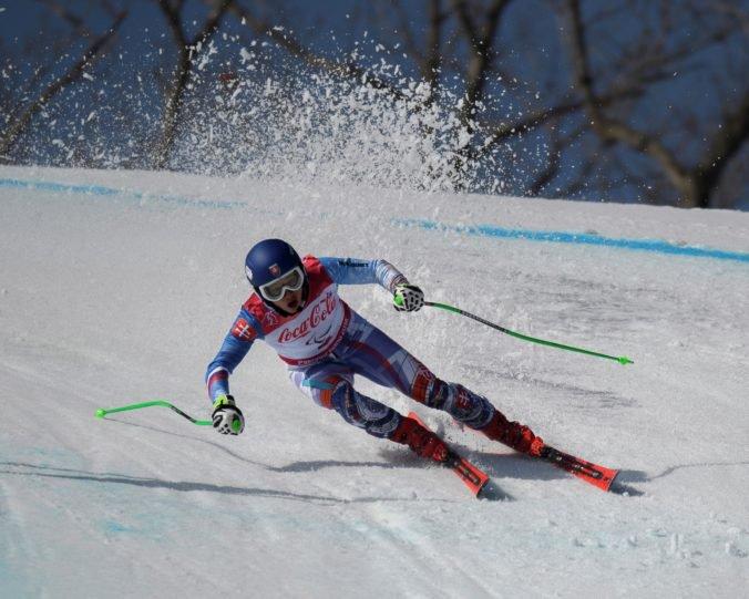 Zimná paralympiáda v Pjongčangu 2018: Farkašová a Haraus získali zlato v kombinácii