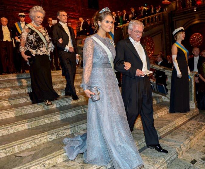 Dcéra princeznej Madeleine dostala titul vojvodkyňa z Blekinge, švédsky kráľ oznámil jej meno