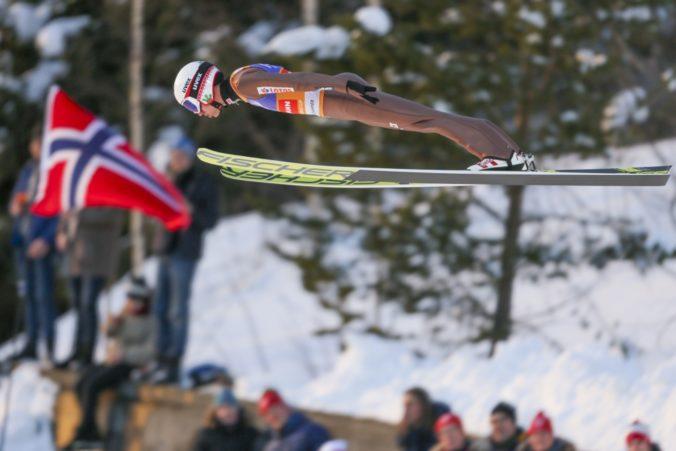 Stoch suverénne triumfoval v Lillehammeri, upevnil si líderské postavenie vo Svetovom pohári