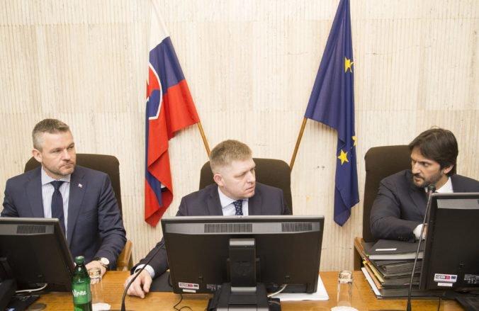 Rokovanie vlády bolo podľa ministrov vecné, Druckera neprekvapila prítomnosť Kaliňáka