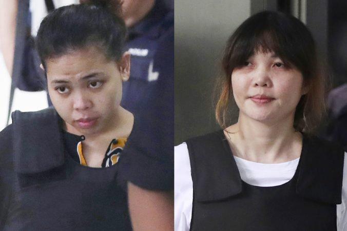 Obvinenú Vietnamku si najali dva mesiace pred smrťou Kim Čong-nama, mala byť herečkou