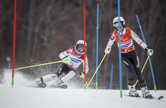 Zimná paralympiáda 2018: Farkašová v slalome strieborná, Smaržová skončila v Top 10