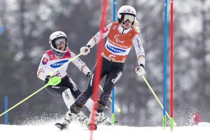 Farkašová sa stala najúspešnejšou športovkyňou paralympiády v Pjongčangu, po slalome však plakala