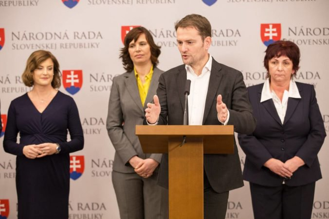 Ľudia túžia po spravodlivom Slovensku a nechcú, aby nám vládla mafia, tvrdí líder OĽaNO Matovič