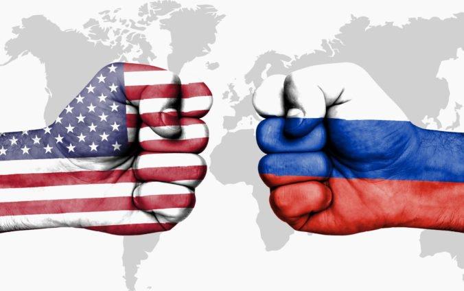 Američania potrestajú Rusko za pomoc Sýrii, pripravujú nové sankcie
