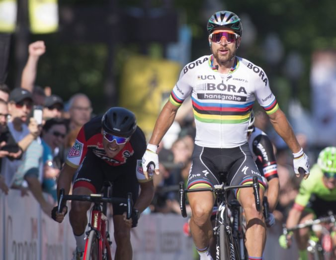 Nedali sme Saganovi potrebnú podporu v posledných 40 km, vraví športový riaditeľ Bora-Hansgrohe