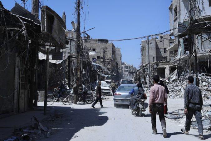 Zástupcovia G7 podporili útok spojencov USA na vojenské ciele v Sýrii, označili ho ako primeraný