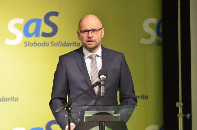 Danko podľa SaS využíva oslabenie Smeru-SD, aby si jeho vydieraním posilnil svoje pozície