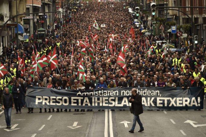 Separatistická skupina ETA oznámi svoje rozpustenie, na juhu Francúzska uskutoční podujatie