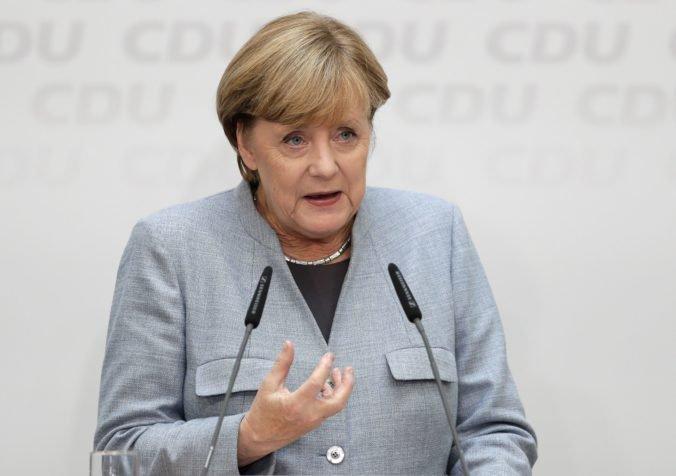 Trump prijme po Macronovi aj Merkelovú, na stretnutie s ňou má však len niekoľko minút