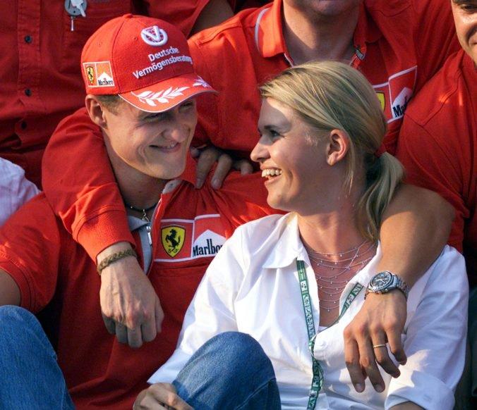 Schumacherov majetok má v rukách jeho otec, manželka si musí pýtať povolenie od súdu