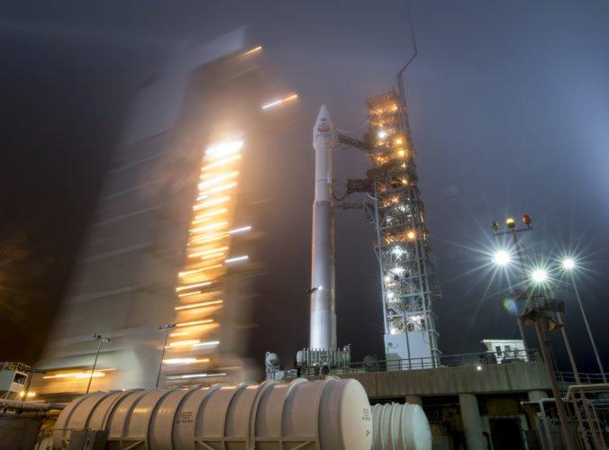 Video: NASA vyslala k Marsu sondu InSight, má preskúmať vnútornú stavbu červenej planéty