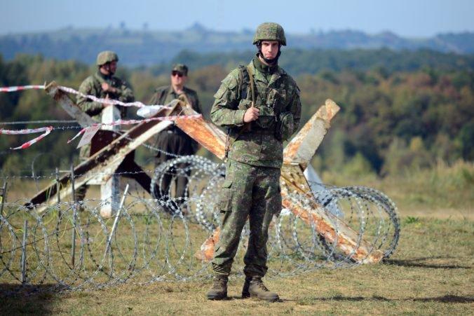 Na historicky prvý výcvik aktívnych záloh nastúpilo 14 vojakov, minister Gajdoš očakával vyšší záujem