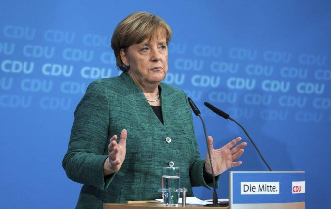 Dohoda s Iránom je podľa Merkelovej všetko len nie ideálna, ale bolo by nesprávne ju zrušiť
