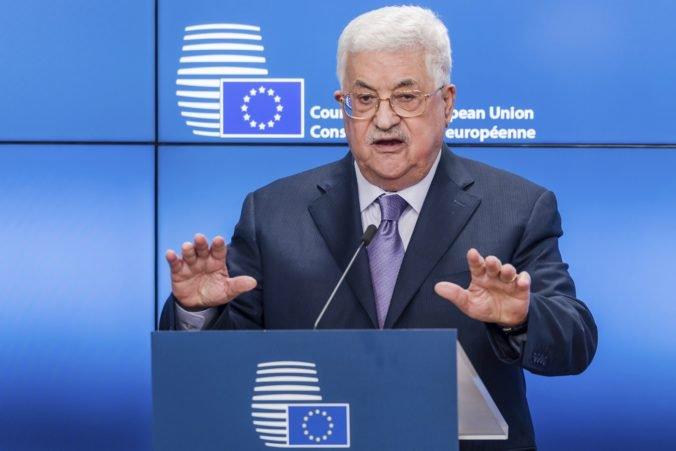 Palestínskeho prezidenta Abbása hospitalizovali, po operácii ucha dostal horúčku