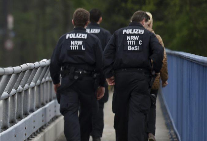 Tunisan je obvinený z prechovávania toxických látok, nemecká polícia nevylúčila motív terorizmu