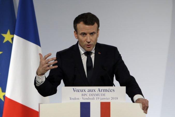 Taliani predvolali veľvyslanca Francúzska, môže za to Macronova kritika na záchrannú loď Aquarius
