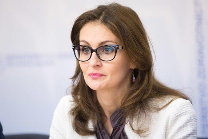 Ministerka zdravotníctva predstavila priority rezortu, rokuje o navýšení platov zdravotníkov