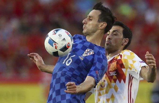 Tréner Dalič prehovoril o vyradení Kaliniča z tímu Chorvátska počas MS vo futbale 2018