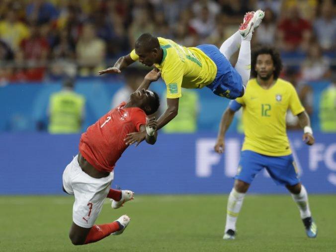 Brazílčania spochybňujú využitie systému VAR na MS vo futbale 2018, videli dve jasné chyby rozhodcu