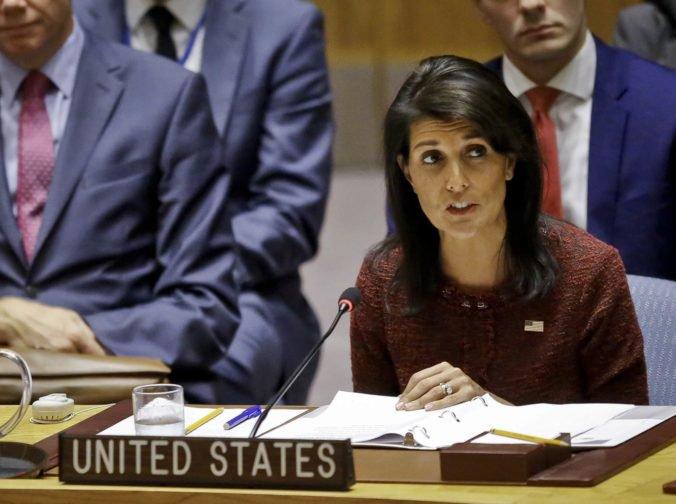 USA opúšťa Radu OSN pre ľudské práva, vytýkajú jej nielen zaujatosť voči Izraelu