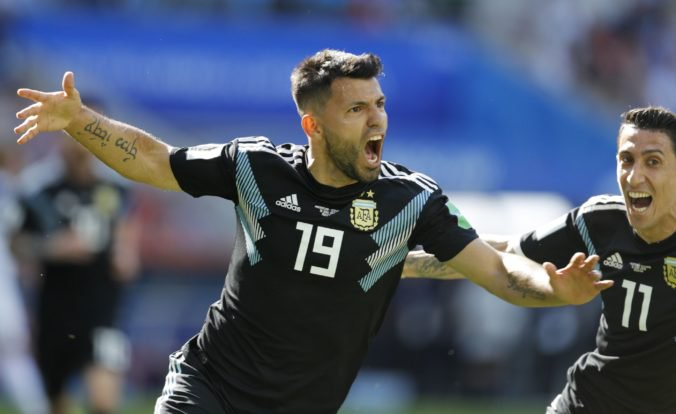 f1fc1c2dbee91 MS vo futbale 2018: Argentína – Chorvátsko (online)